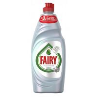 Средство Фэйри платинум для посуды Ледяная свежесть 430мл
