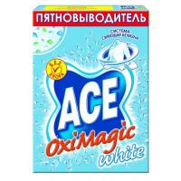 Пятновыводитель АСЕ Окси маджик Вайт 500г