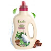 Кондиционер БиоМио для белья с маслом корицы 1л