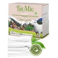 Порошок БиоМио для белого белья 1,5кг