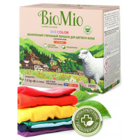 Порошок БиоМио для цветного белья 1,5кг