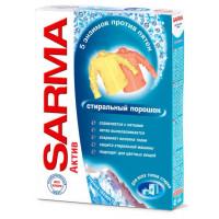 Порошок Сарма для всех типов стирки горная свежесть 400г