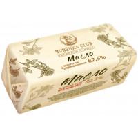 Масло Буренка Клуб Традиционное сладко-сливочное 82,5% 350г