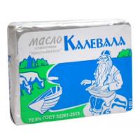 Масло Калевала сливочное 72,5% 180г
