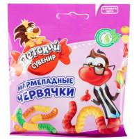 Мармелад Славянка Детский сувенир червячки 70г