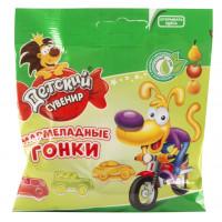 Мармелад Славянка Детский сувенир гонки 70г