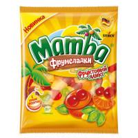 Мармелад жевательный Мамба Фрумеладки фруктовый микс 72г