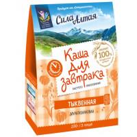 Каша Сила Алтая тыквенная 200г
