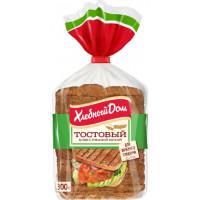 Хлеб Хлебный дом тостовый с ржаной мукой 300г