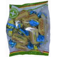 Конфеты Здоровка Молочная на сорбите лимон 200г
