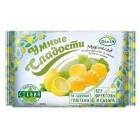 Мармелад Ди энд Ди Умные сладости желейный со вкусом лимона со стевией 200г