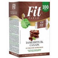 Заменитель сахара ФитПарад №19 шоколад стики 100шт
