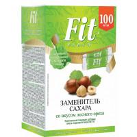 Заменитель сахара ФитПарад №18 лесной орех стики 100шт