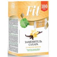 Заменитель сахара №22 Фит Парад со вкусом ванили 100шт 50г
