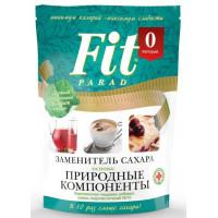 Заменитель сахара ФитПарад №10 на основе эритритола 150г дой-пак