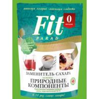 Заменитель сахара ФитПарад №10 на основе эритритола 200г дой-пак