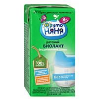 Биолакт Фруто-няня кисломолочный 3,2% 200мл