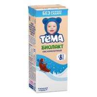 Продукт кисломолочный Тема биолакт детский без сахара 3,4% 206г