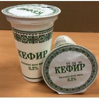 Кефир Славянские кружева 3,2% 175г