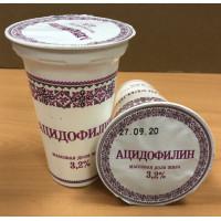 Ацидофилин Славянские кружева 3,2% 175г