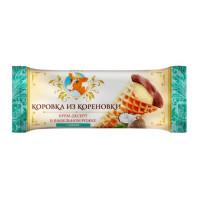 Крем-десерт Коровка из Кореновки рожок с кокосом 40г