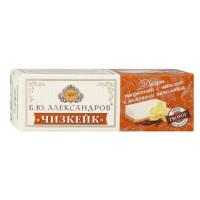 Десерт Б.Ю.Александров творожный Чизкейк с ванилью 15% 40г