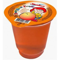 Желе Веселый Гном персик 150г