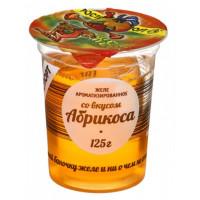Желе РАЭ ароматизированное со вкусом абрикоса 125г