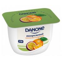 Продукт творожный Данон апельсин маракуйя 3,6% 170г