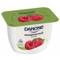 Продукт творожный Данон малина 3,6% 170г