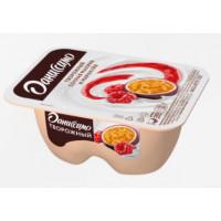Продукт Даниссимо творожный сочная малина-маракуйя 5,6% 100г