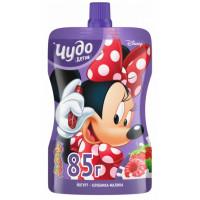 Йогурт Чудо детки клубника-малина 2,5% 85г