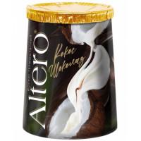 Биойогурт Алтеро термостатный двуслойный с кокосом и шоколадом 2% 150г