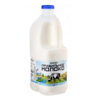 Молоко Правильное молоко пастеризованное 1,5% 2л