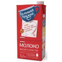 Молоко Большая кружка 3,2% 1,980кг
