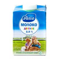 Молоко Валио детское 2,5% 500мл
