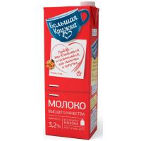 Молоко Большая кружка 3,2% 1,45кг