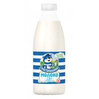 Молоко Простоквашино пастеризованное 1,5% 930мл