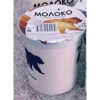 Молоко Заонежное топленое 4% 400г