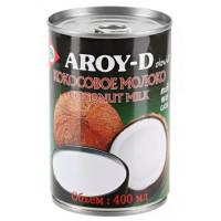 Молоко Эрой-Д кокосовое р. ж.17-19% 400мл ж/б