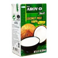 Молоко Эрой-Д кокосовое р.ж. 17-19% 250мл т/п
