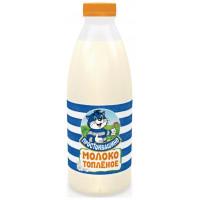 Молоко Простоквашино топленое 3,2% 0,930л