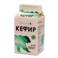 Кефир Заонежное 2,5% 500г