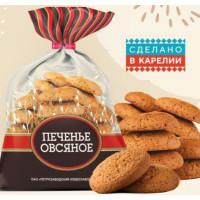 Печенье Хлебозавод Сампо овсяное 400г