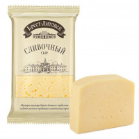 Сыр Брест-литовск сливочный 50% 200г