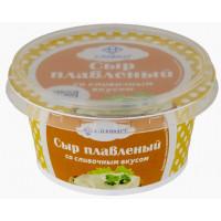 Сыр Славмо плавленый из творога со сливочным вкусом 140г