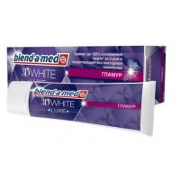 Паста зубная Бленд-а-мед 3Д вайт люкс гламур 75мл