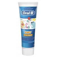 Паста зубная Орал-би Бэби мягкий вкус 75мл