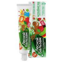 Паста зубная Лесной бальзам детская 2+ 50мл