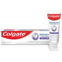Паста зубная Колгейт безопасное отбеливание забота о деснах 75мл